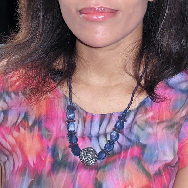 Necklace from the Yaccabe range