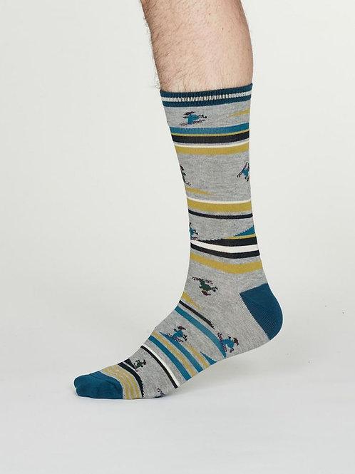 Thought Bamboo Socks Gift Box – Slopes (Men's)