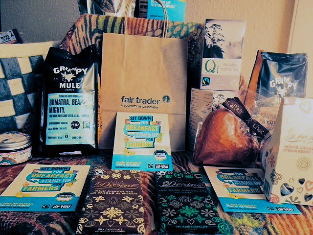 Fair Trader celebrates Fair Trade Fortnight 2016