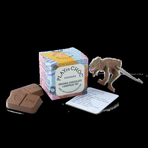 ToyChoc Box - Dinosaurs