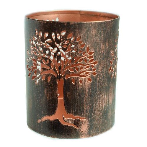 Tea Light Holder – Tree Design