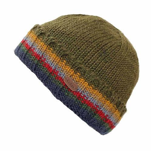 KuSan Classic Turn-Up Pull-on Hat