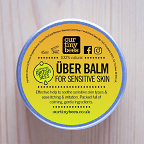 Our Tiny Bees Über Balm