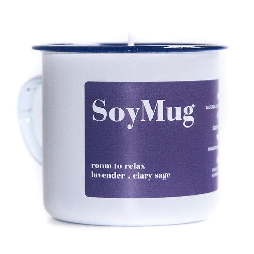 Soy Mug Candle - Large