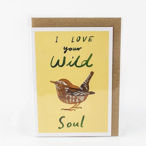 Jo Baker Wild Soul Cards (Wren/Hawthorn)