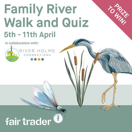 Join the Fair Trader and HRC Family Nature Trail and Quiz