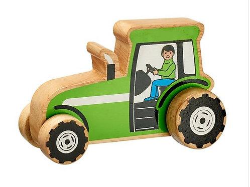 Lanke Kade Push Along Tractor