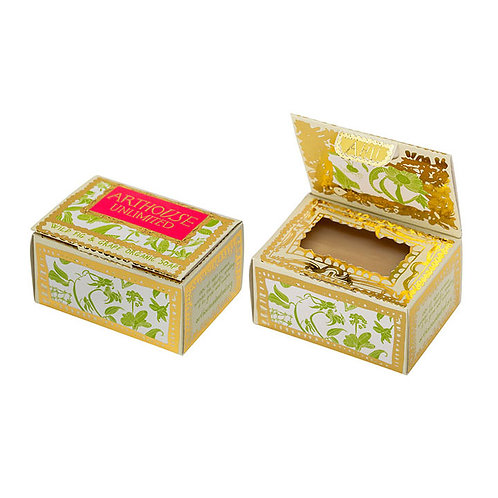 ARTHOUSE Unlimited Laura's Floral Triple Milled Soap