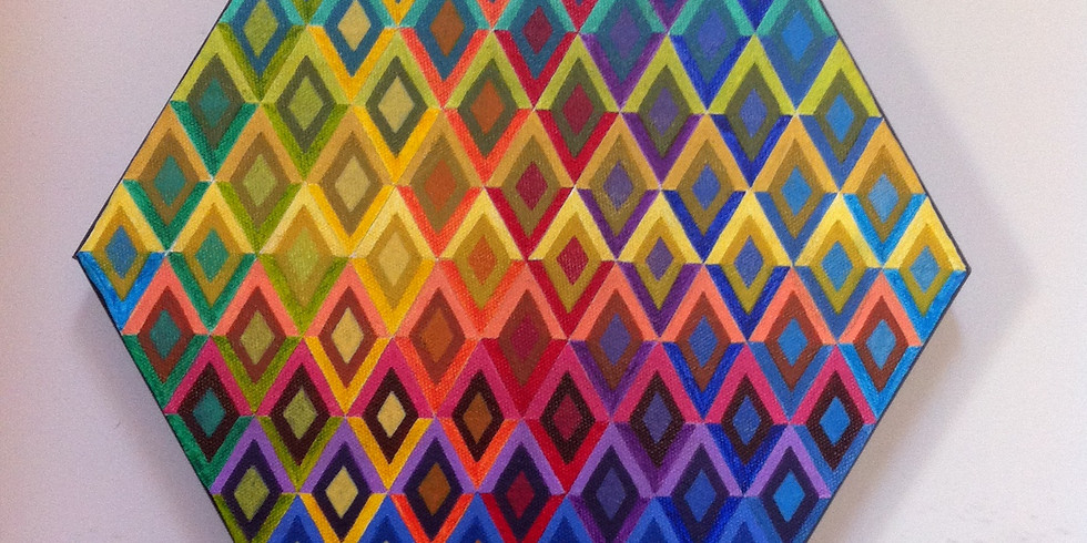 Patterns and Geometrics Workshop with Howard Asher