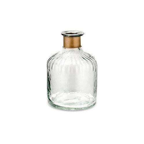 Nkuku Chara Hammered Bottle - Small
