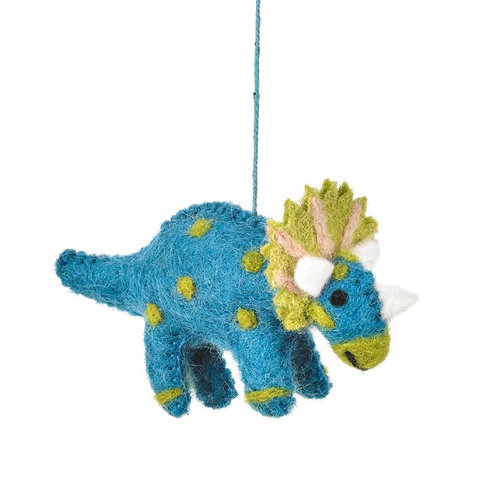 Felt So Good Tommy Triceratops Decoration