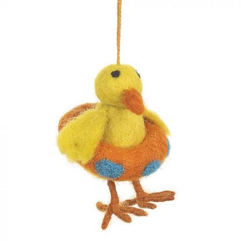 Felt So Good Swimming Duck Decoration