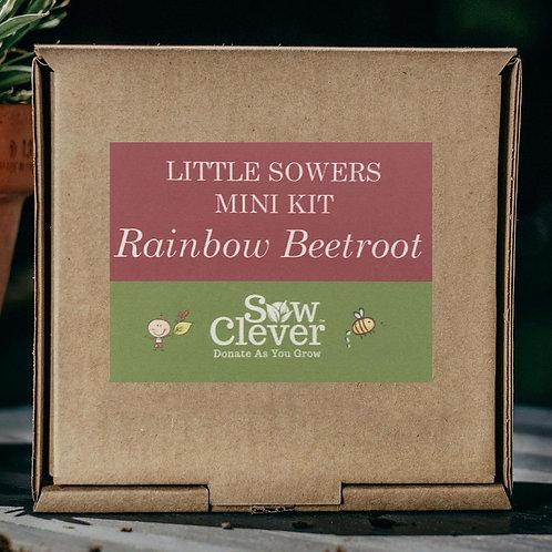 Gardening Mini-Kit - Rainbow Beetroot