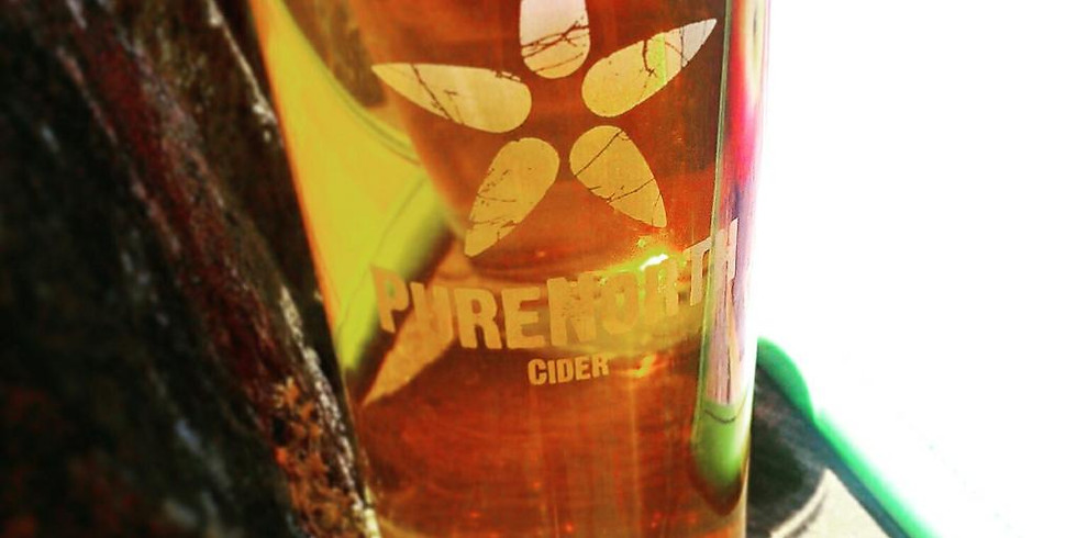 Pure North Orchard Tour & Cider Tasting