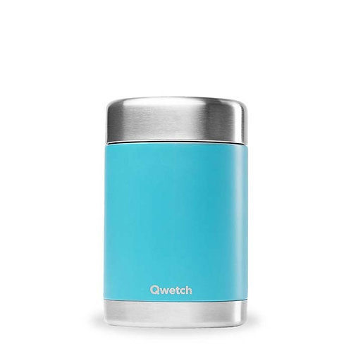 Qwetch Insulated Stainless Steel Food & Soup Jar 340 ml