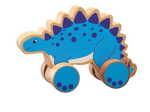 Lanke Kade Push Along Stegosaurus