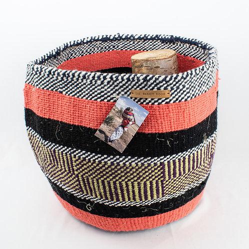 Basket Room Nifty Knit Wool Bag