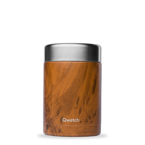 Qwetch Insulated Stainless Steel Food & Soup Jar 650 ml