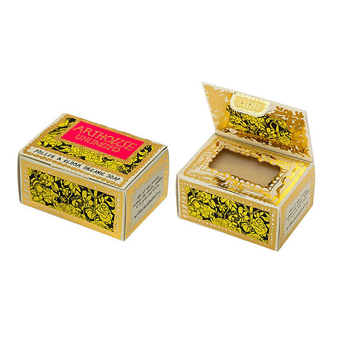 ARTHOUSE Unlimited Pollen & Bloom Organic Soap