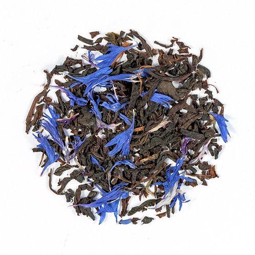 Suki Earl Grey Blue Flowers Tea