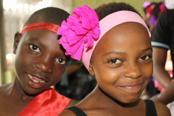 Anno's Africa children