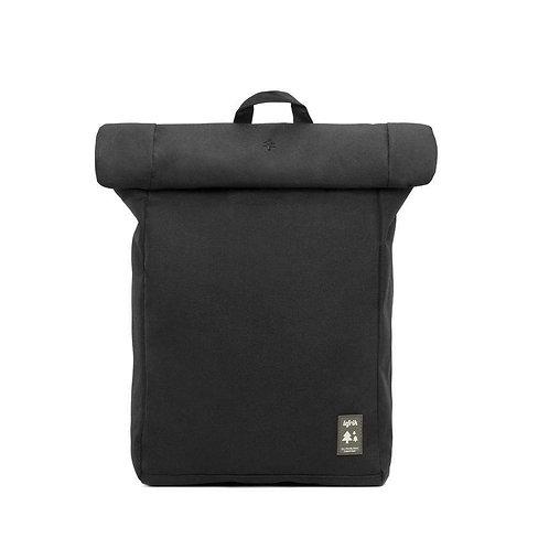 Lefrik Roll Backpack - Black
