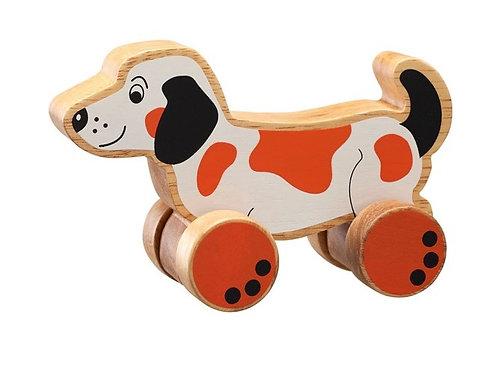 Lanke Kade Push Along Dog