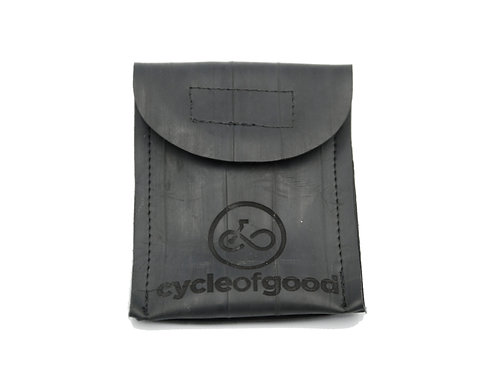 Cycle of Good Recycled Inner Tube Pocket Wallet