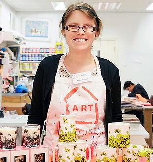 Arthouse Meath volunteer