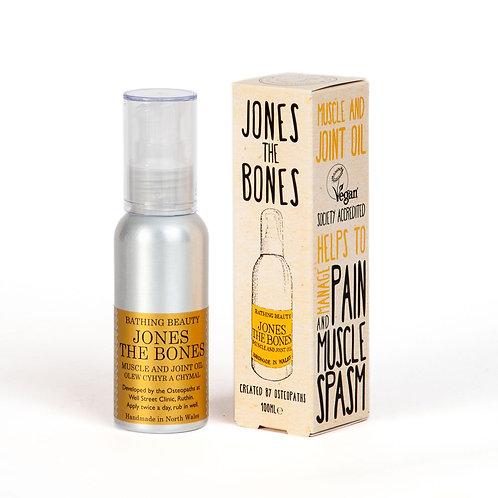 Bathing Beauty Jones the Bones Muscle Joint Oil