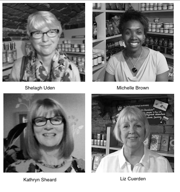 Four new women join the Board