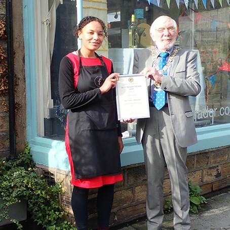 Fair Trader wins Tidy Trader award