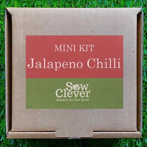 Gardening Mini-Kit – Jalapeño Chilli