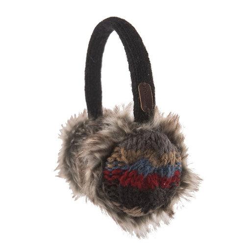 KuSan Cable Stripe Ear Muffs