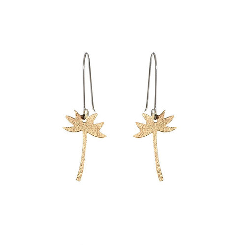 Just Trade Coralie Dandelion Earrings