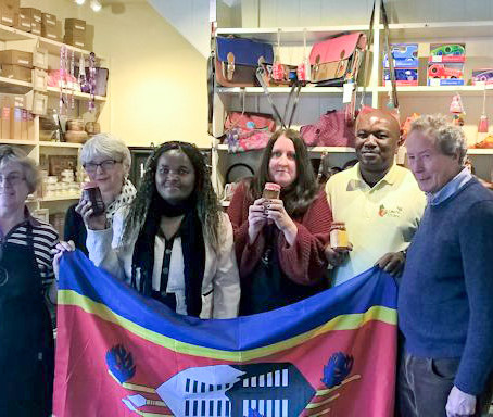 Eswatini visit Fair Trader