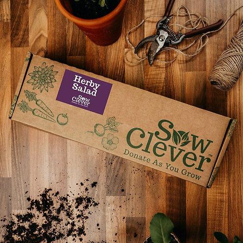 Gardening Kit - Herby Salad