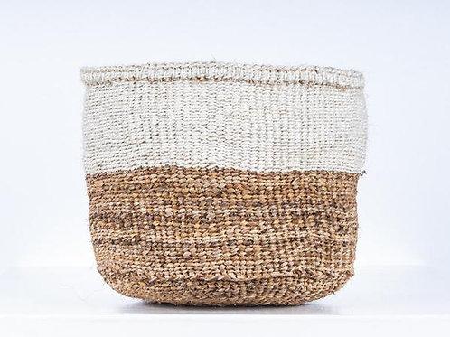 Basket Room Ndizi Banana Fibre & Sisal Basket