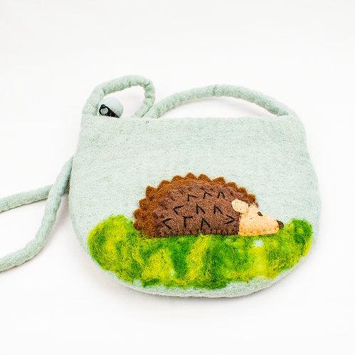 Pretty Craft U Shape Felt Strap Bag