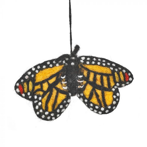 Tiger Butterfly Decoration