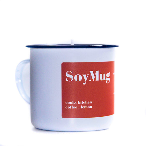 Soy Mug Candle 250g