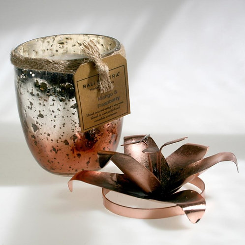 Scented Candle - Bronze