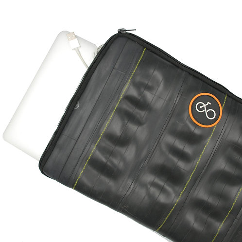 Cycle of Good Recycled Inner Tube Tablet and Laptop Case