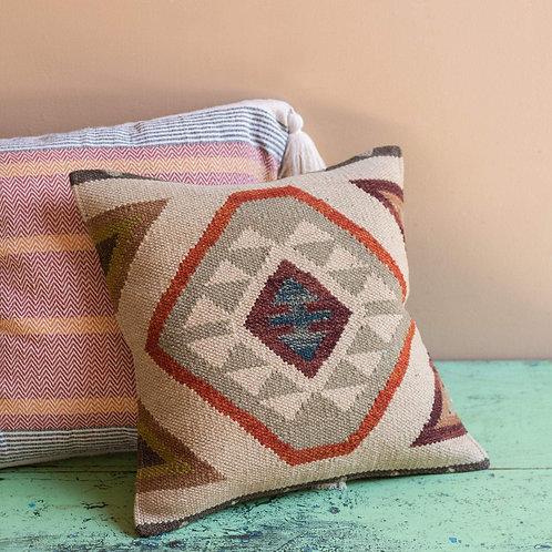 Afshar Kilim Cushion Cover
