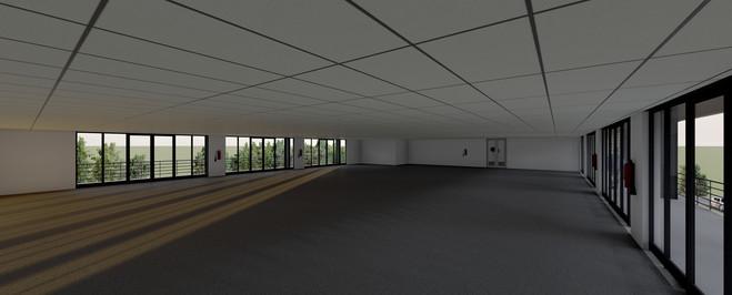 Northside Park Top Floor Letting Space