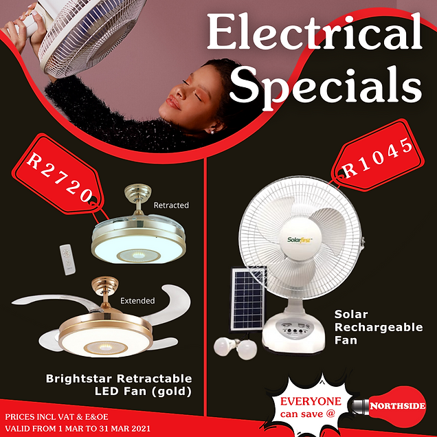 Northside March Electrical Specials.png