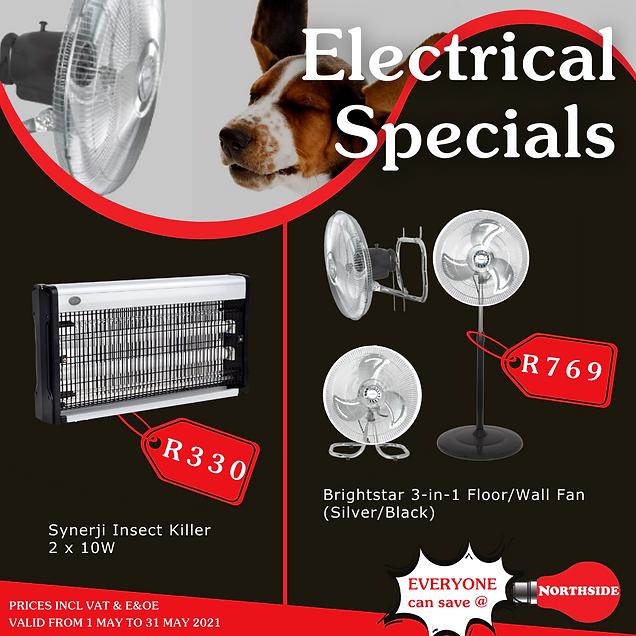 Northside May Electrical Specials.png