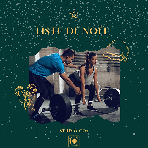 Pack Coaching Spécial Noël