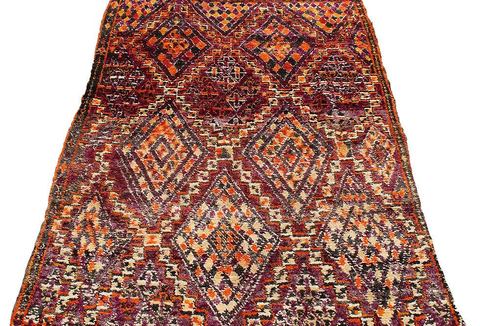 Zaiane Berber Rug