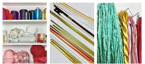 Materials for custom art